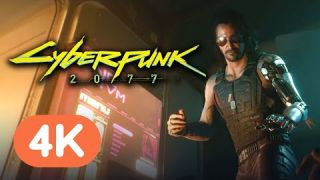 Cyberpunk 2077 - Official Story Trailer (4K)