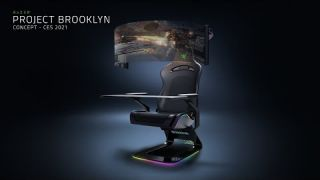 Project Brooklyn   Concept Gaming Chair For Next Generation Immersion