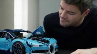 LEGO Technic 42083 Bugatti Chiron Product Launch Reveal