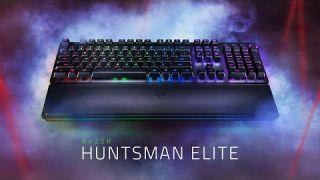 Razer Huntsman Elite | Speed of Light