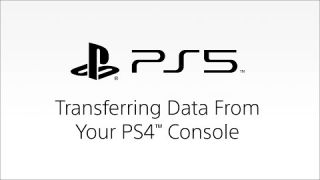 PS5 - Transferring Data From Your PS4 Console