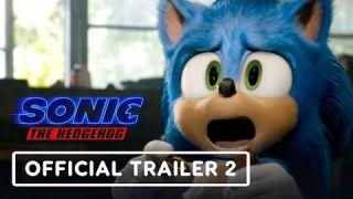 Sonic The Hedgehog - Official Trailer 2 (2020) Jim Carrey, James Marsden